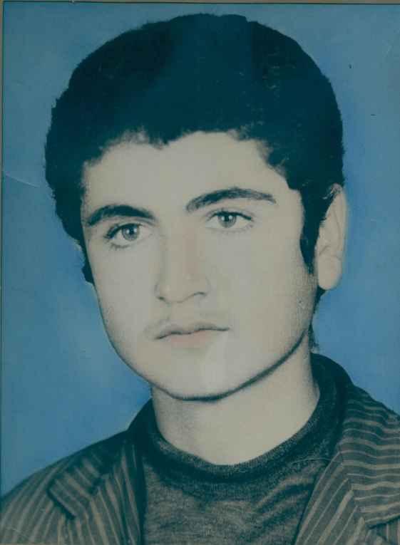شهید علی کفاشی دشت بیاض